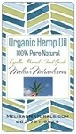 Organic Hemp Oil - Food Grade Tested For Purity